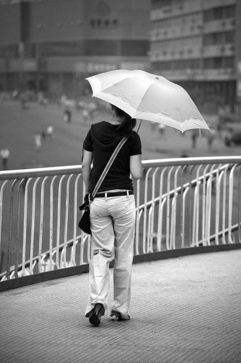 Chine - Under my umbrella